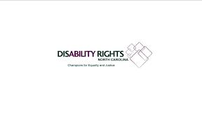 Disability Rights North Carolina logo