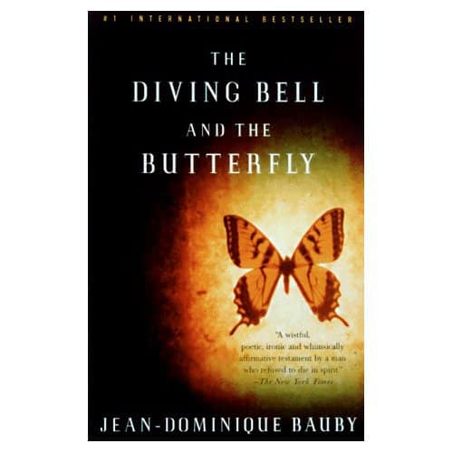 Book Cover for the Diving Bell and the Butterfly