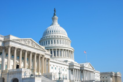 Photo of Capitol Building and Senate in Washington DC