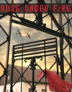 Cover of Rose Under Fire by Elizebeth Wein